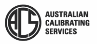 Australian Calibrating Services Logo