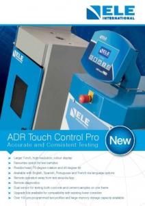 ELE ADR Control Pro