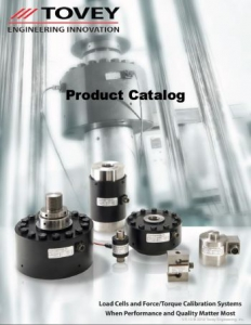 Tovey Engineering Product Catalog